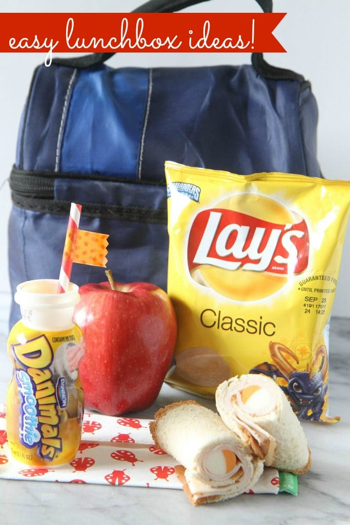 Easy Lunchbox Solutions from MomAdvice.com