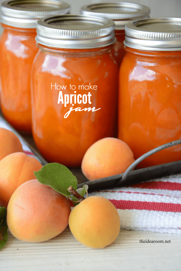 Apricot Jam via The Idea Room
