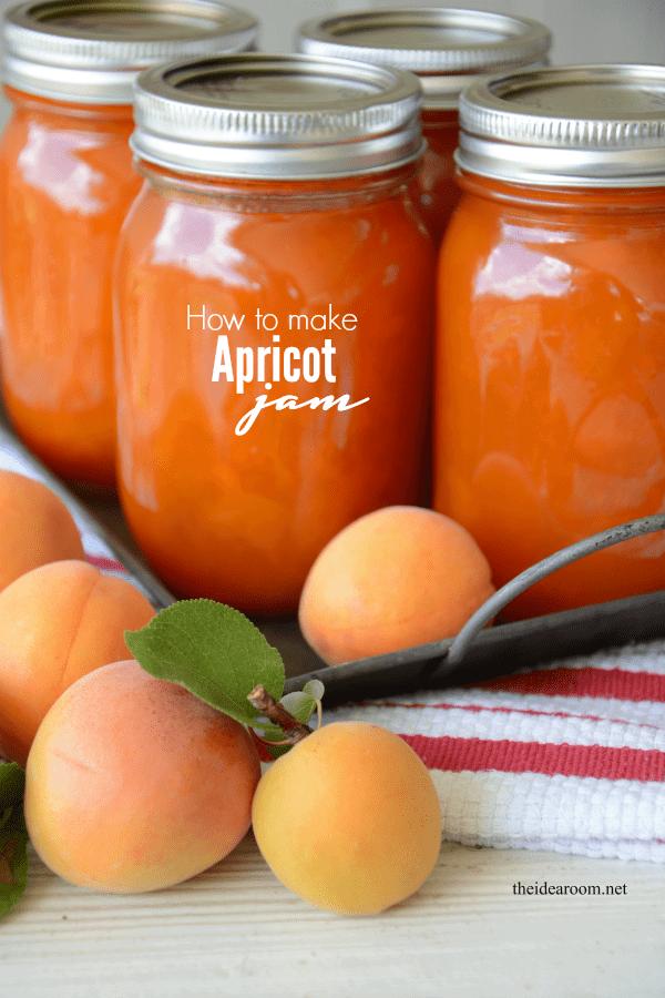 Apricot Jam via The Idea Room