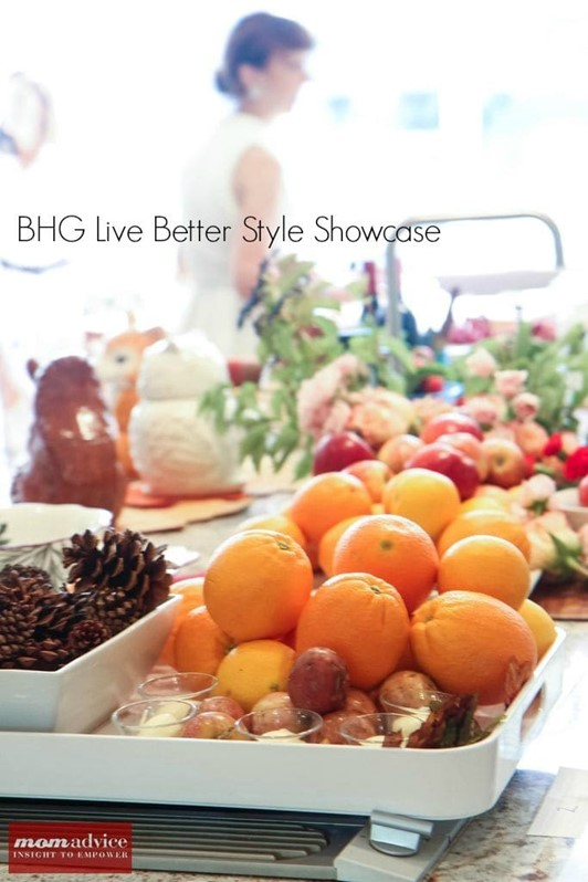 BHG Live Better Style Showcase