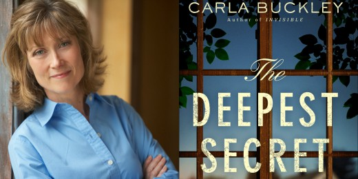 Sundays With Writers: The Deepest Secret by Carla Buckley