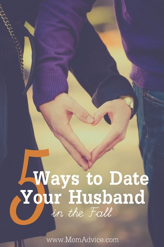 5 Ways to Date Your Husband This Fall
