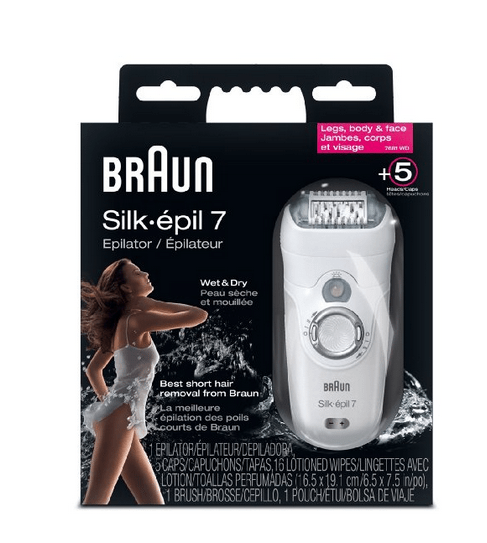 Braun Silk Epilator