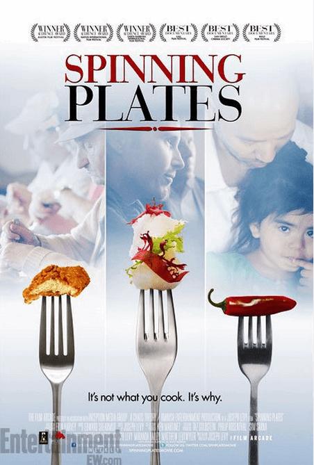 Spinning Plates Documentary