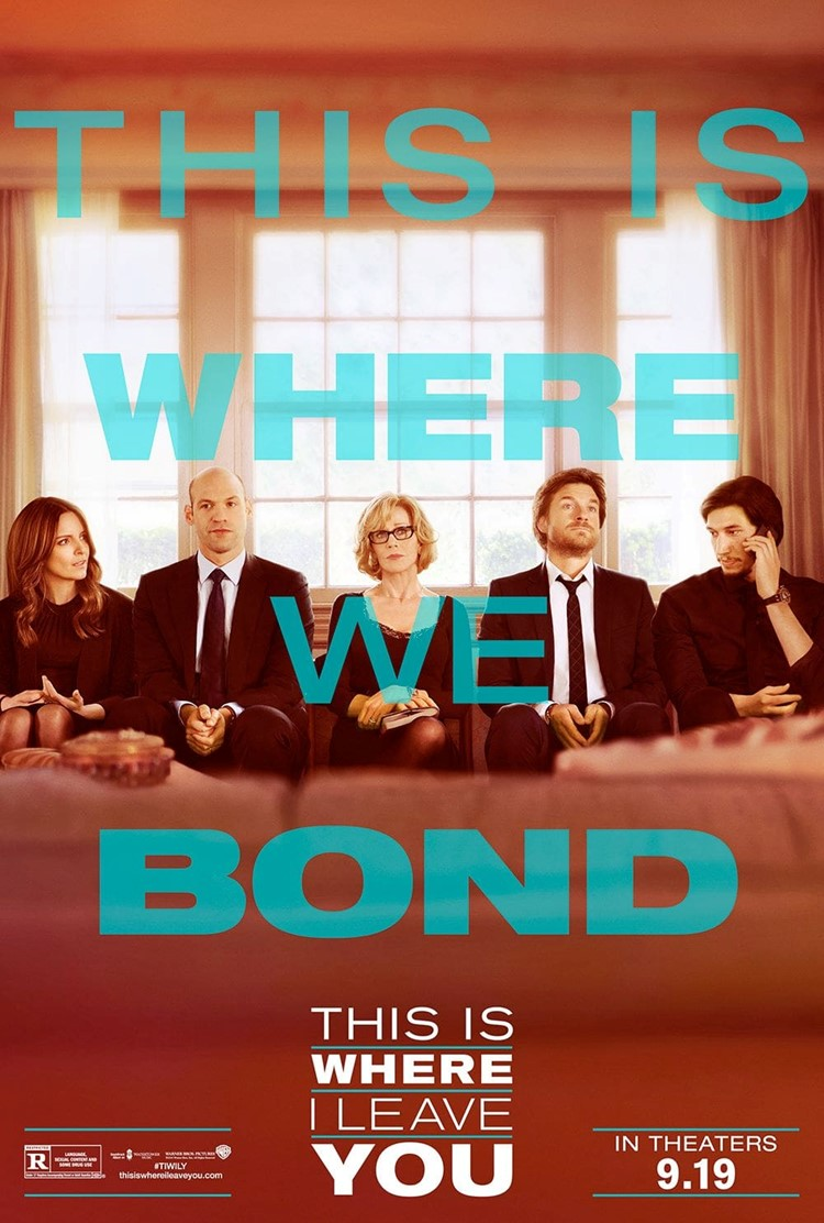 This Is Where I Leave You (TIWILY) Book Club Ideas #TIWILYbookclub, #TIWILY