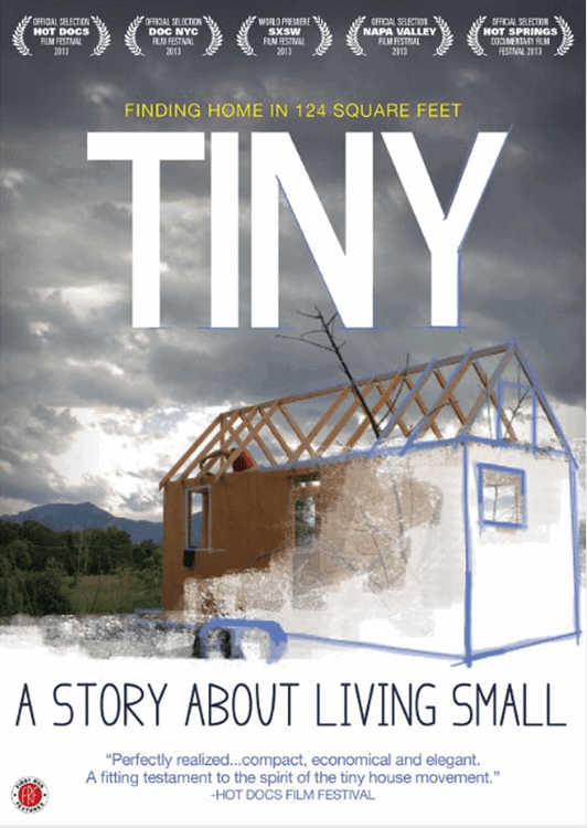 It's The Three Little Things: Tiny Homes, Messy Buns, ...