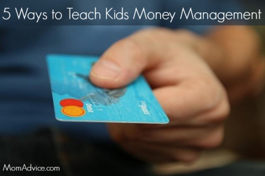 5 Ways to Teach Kids Money Management