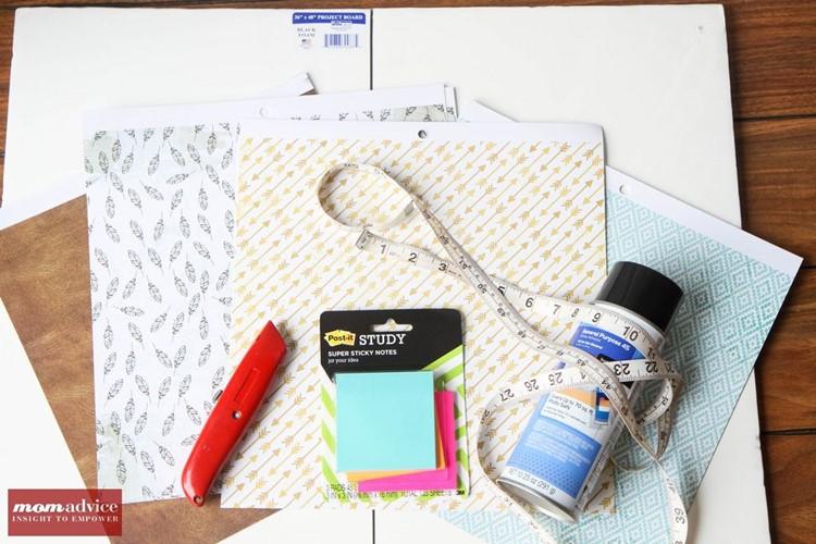 Easy DIY Homework Stations from MomAdvice.com