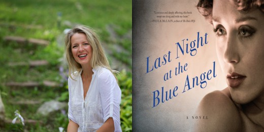 Sundays With Writers: Last Night at the Blue Angel by Rebecca ...