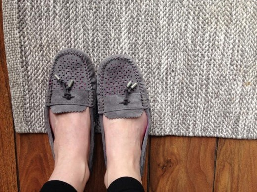 It's the 3 Little Things: Comfy Slippers, Cleanish ...