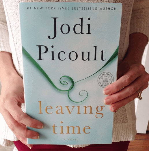 Review: Leaving Time by Jodi Picoult