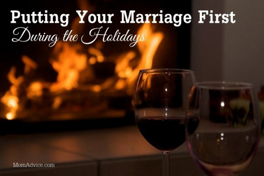 Putting Marriage at the Top of Your Holiday List