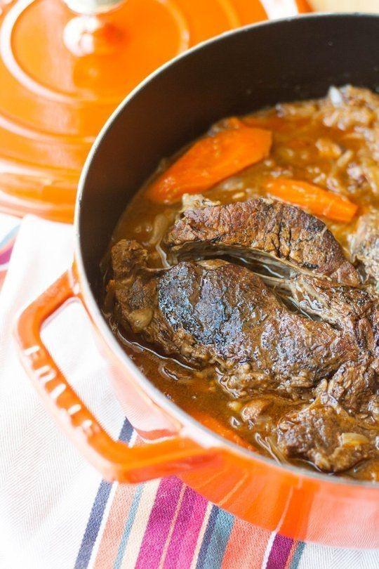 Best Cuts for Pot Roasts via The Kitchn