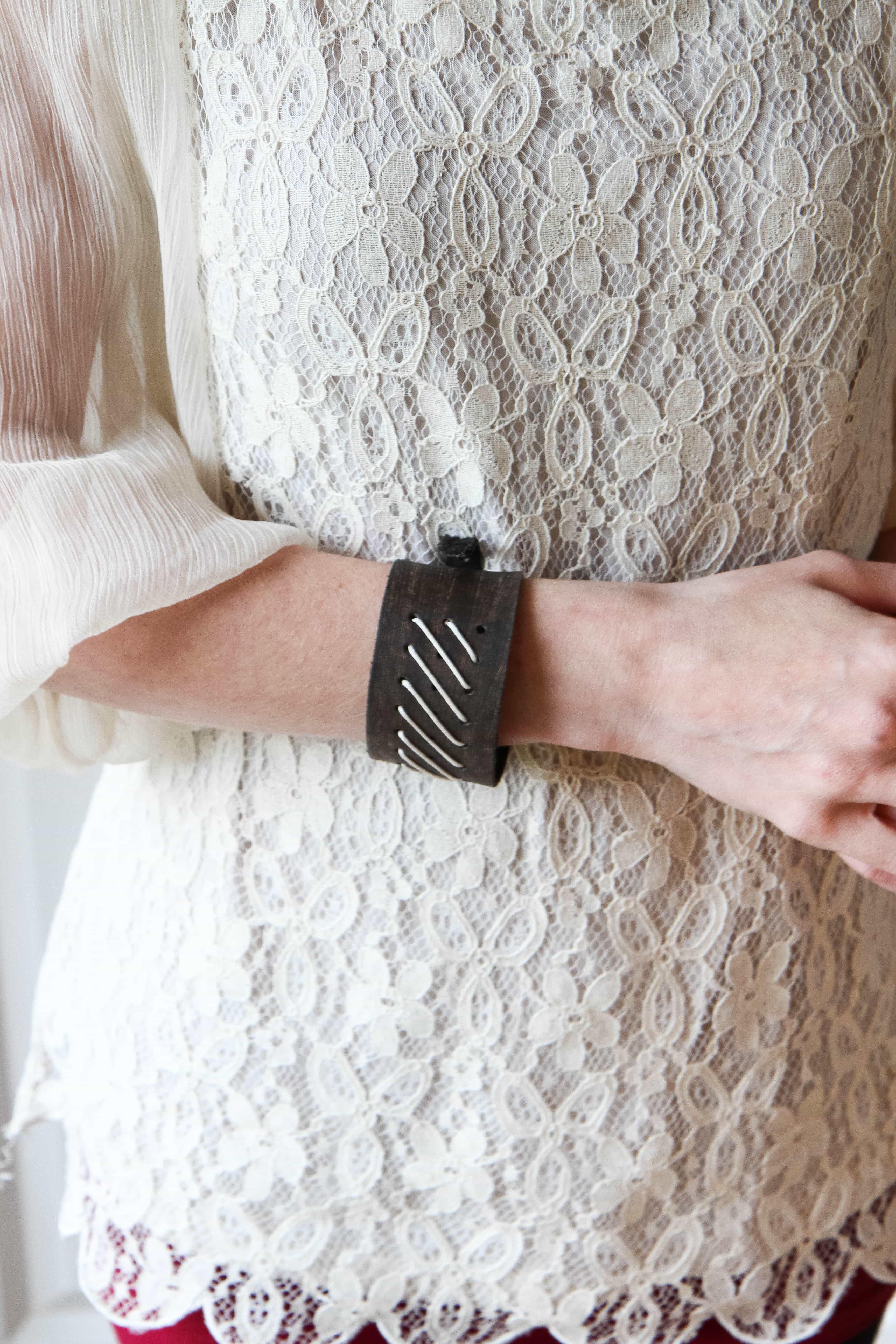 DIY Fitbit Flex Bracelet
