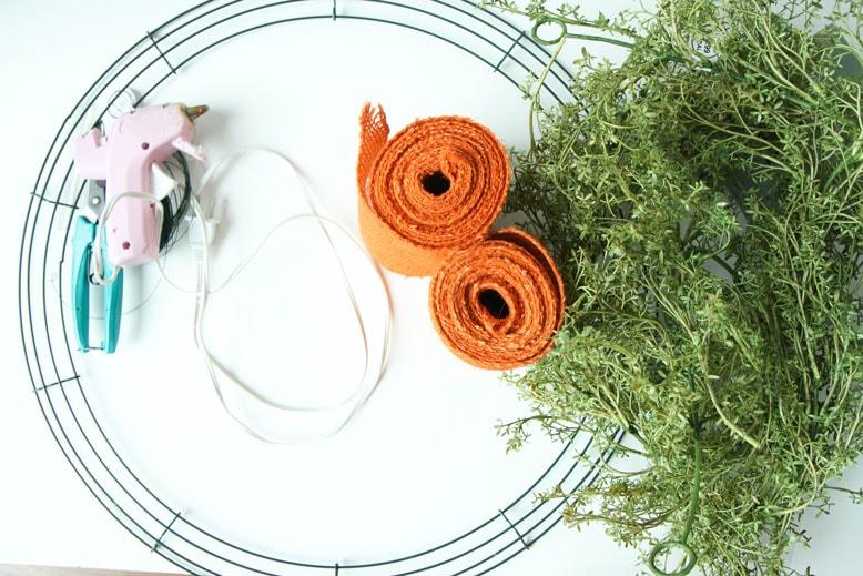 Fall-Burlap-Wreath-Tutorial-Supplies