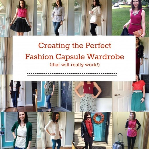 Creating the Perfect Fashion Capsule Wardrobe (That Will ...