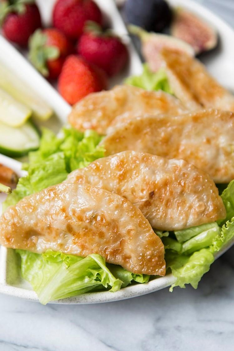 Homemade Pork Potstickers Recipe MomAdvice.com