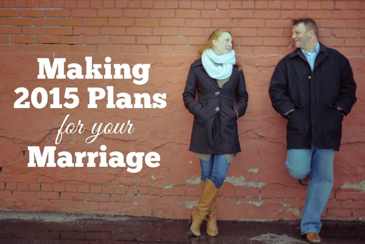 Goal Planning for Marriage