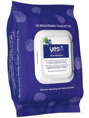 Yes to Blueberry Wipes