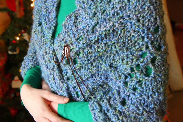Knitting Patterns For Prayer Shawls : How to Make the Perfect Prayer Shawl - MomAdvice