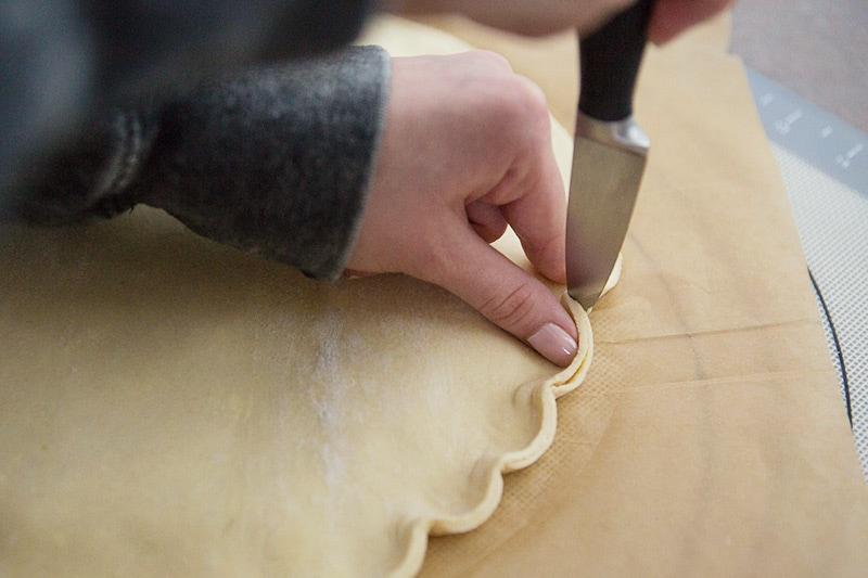 Galette des Rois King's Cake recipe | MomAdvice.com
