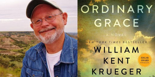 Sundays With Writers: Ordinary Grace by William Kent Krueger