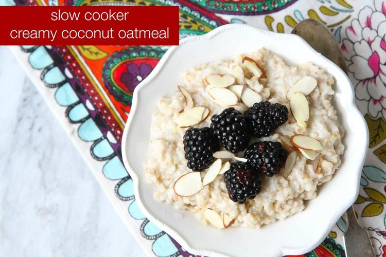 slow-cooker-creamy-coconut-oatmeal