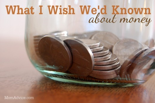 What I Wish We'd Known About Money Before Getting ...