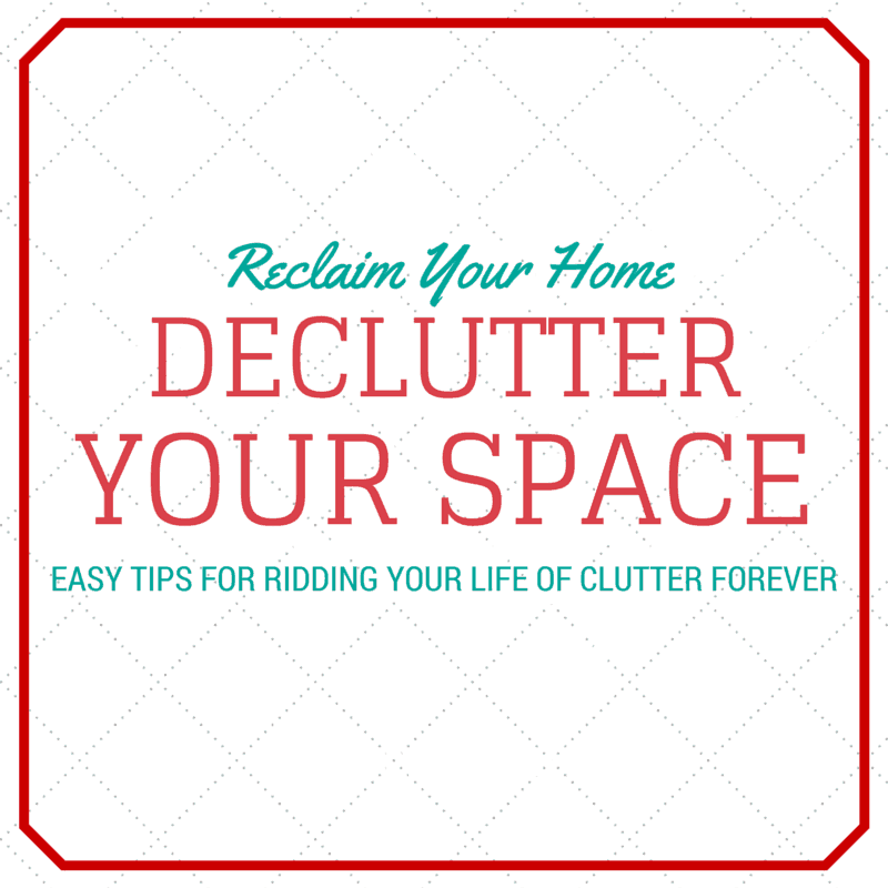 How to Declutter Your Home from MomAdvice.com