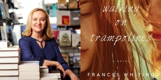 Sundays With Writers: Walking on Trampolines by Frances ...