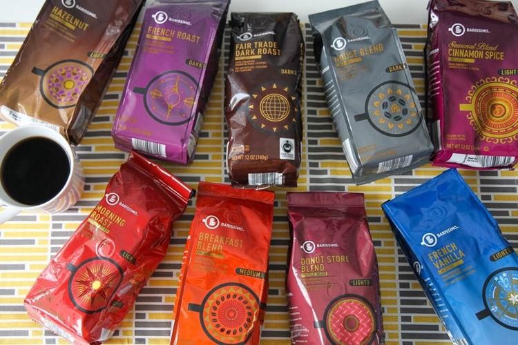 Barrisimo Coffee Line from Aldi