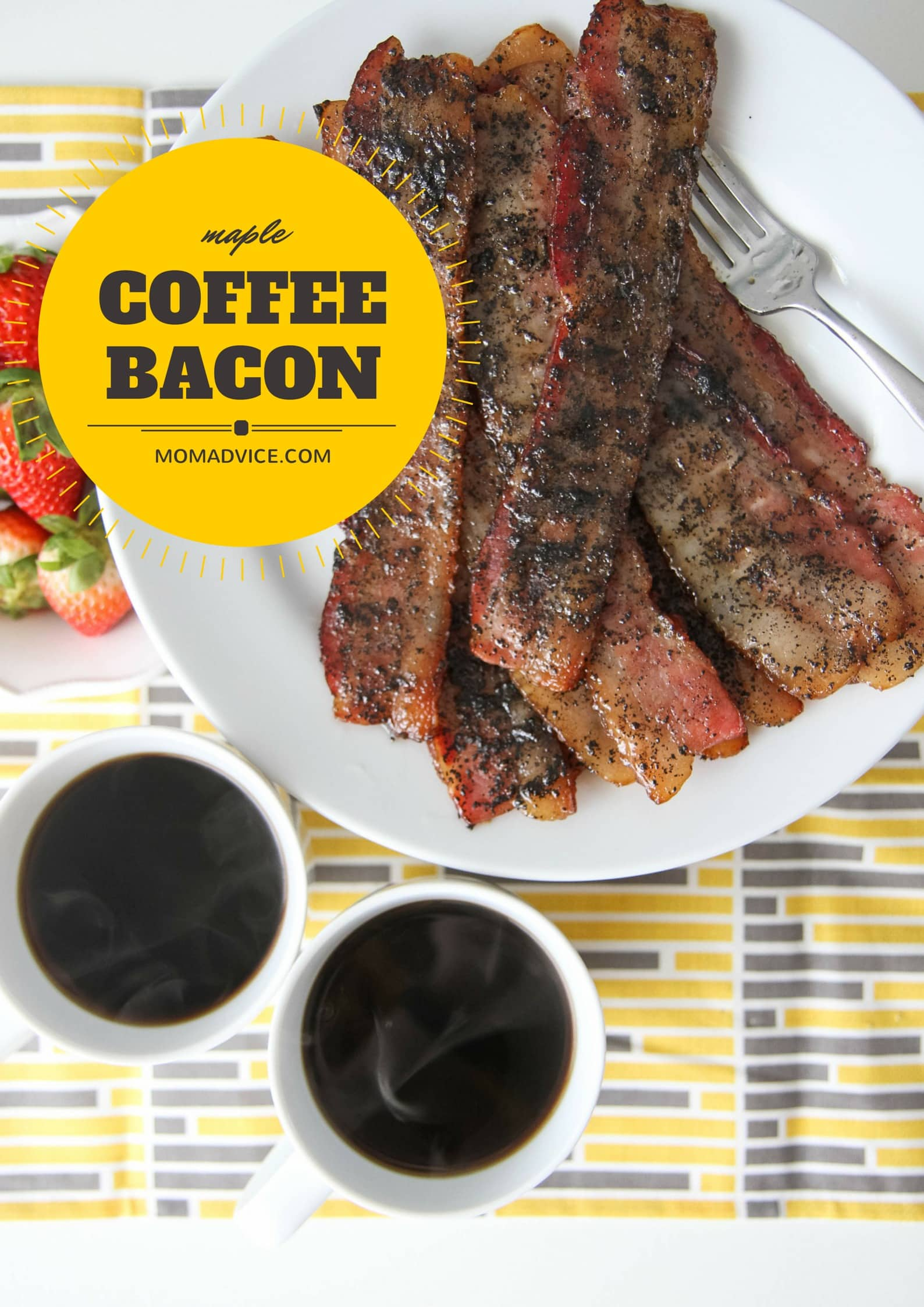 Maple Coffee Bacon Recipe