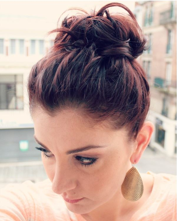 mess-top-knot