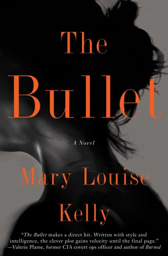 The Bullet by Mary Louise Kelly