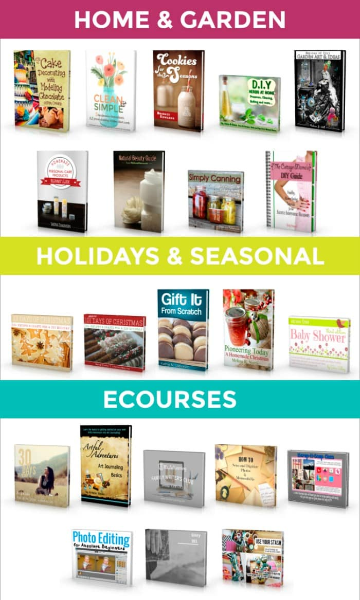 Home-Garden_Holiday_eCourses-DIY Bundle