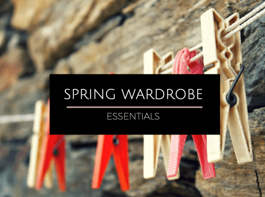 Spring Wardrobe Essentials with Vera Sweeney