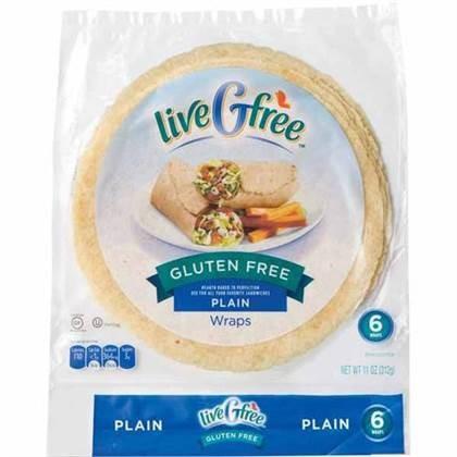 ALDI Gluten-Free Wraps