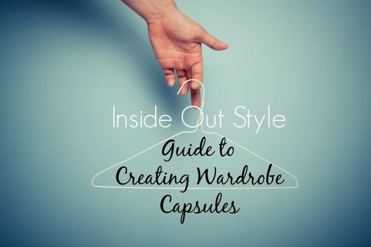 Capsule guide via Inside Out Style