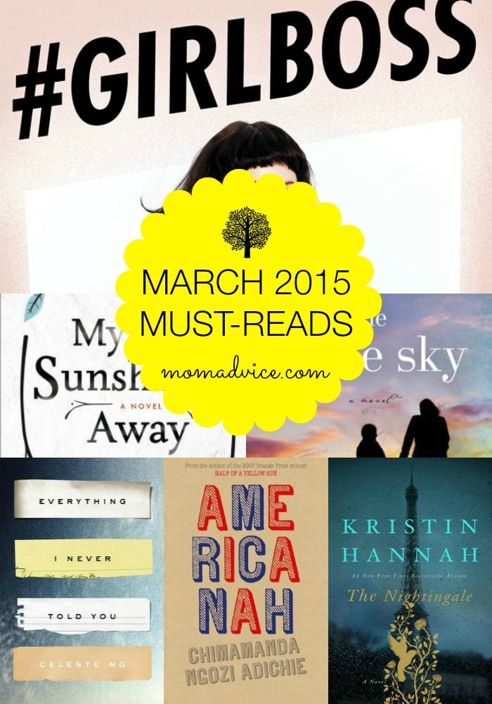 March 2015 Must-Reads from MomAdvice.com