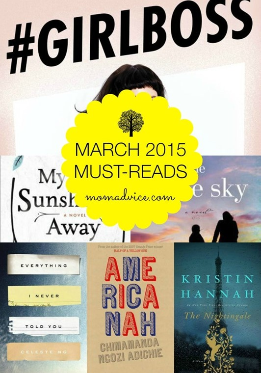 March 2015 Must-Reads