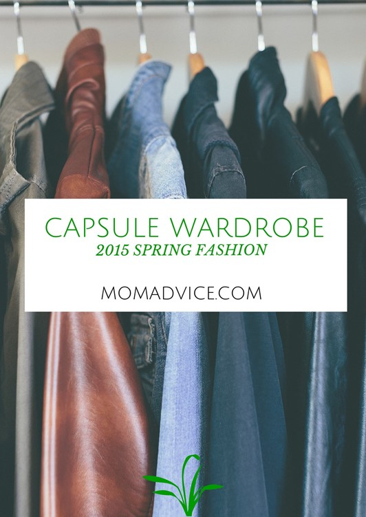 Spring 2015 Fashion Capsule Wardrobe Project