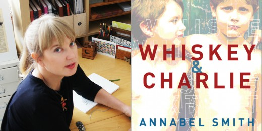 Sundays With Writers: Whiskey & Charlie by Annabel Smith