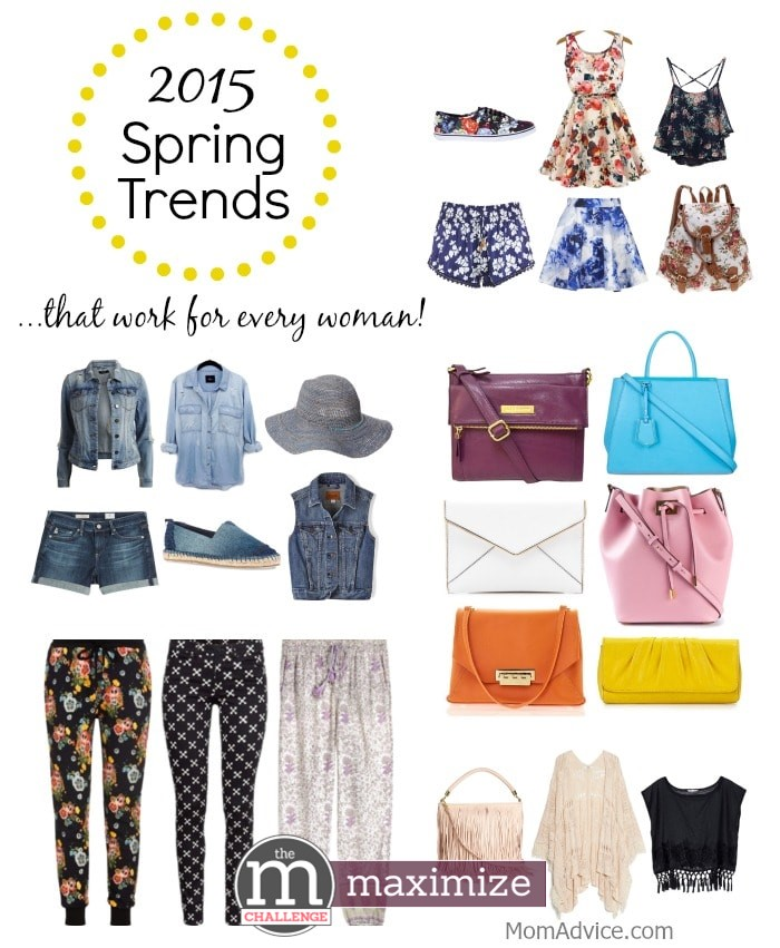 2015 Spring Trends for Every Woman