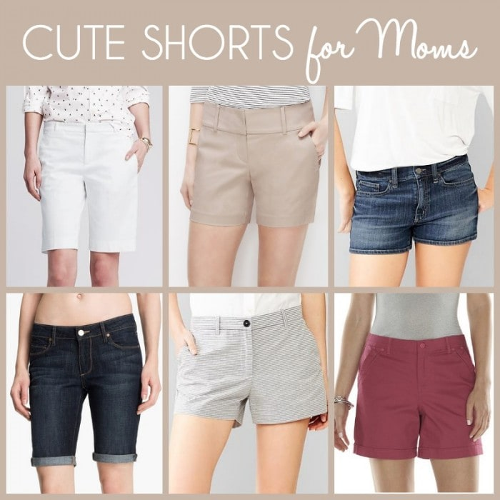 Shorts for Mom via JoLynneShane