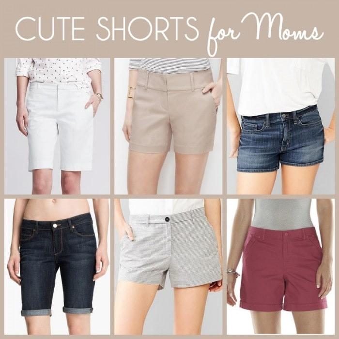 Shorts for Mom via JoLynneShane
