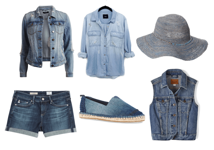 Spring Trends 2015-Denim Blues