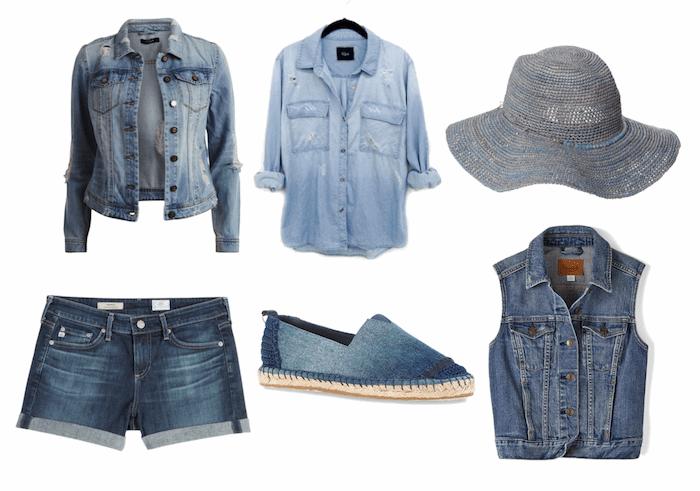 Spring Trends 2015-Denim Blues