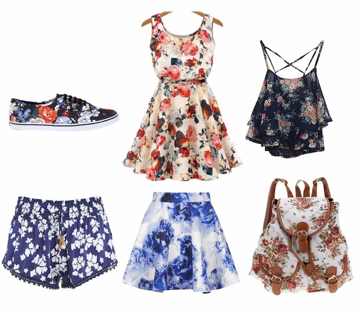 Spring Trends 2015-Florals