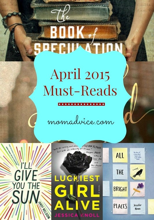 April 2015 Must-Reads