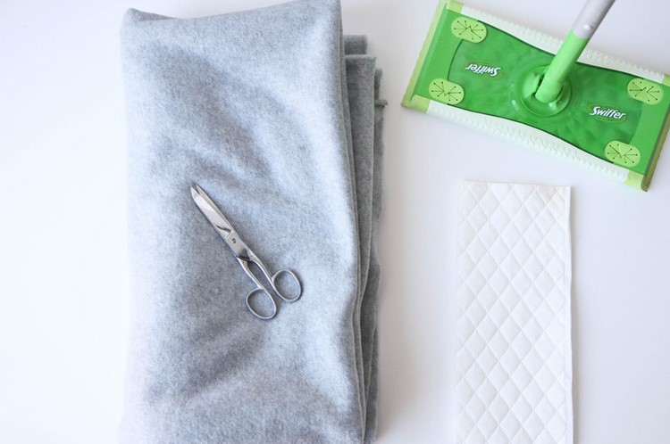 Diy Reusable Floor Pads For Your Swiffer Mop Momadvice